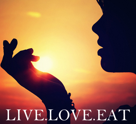 Introducing Live. Love. Eat., the Podcast!