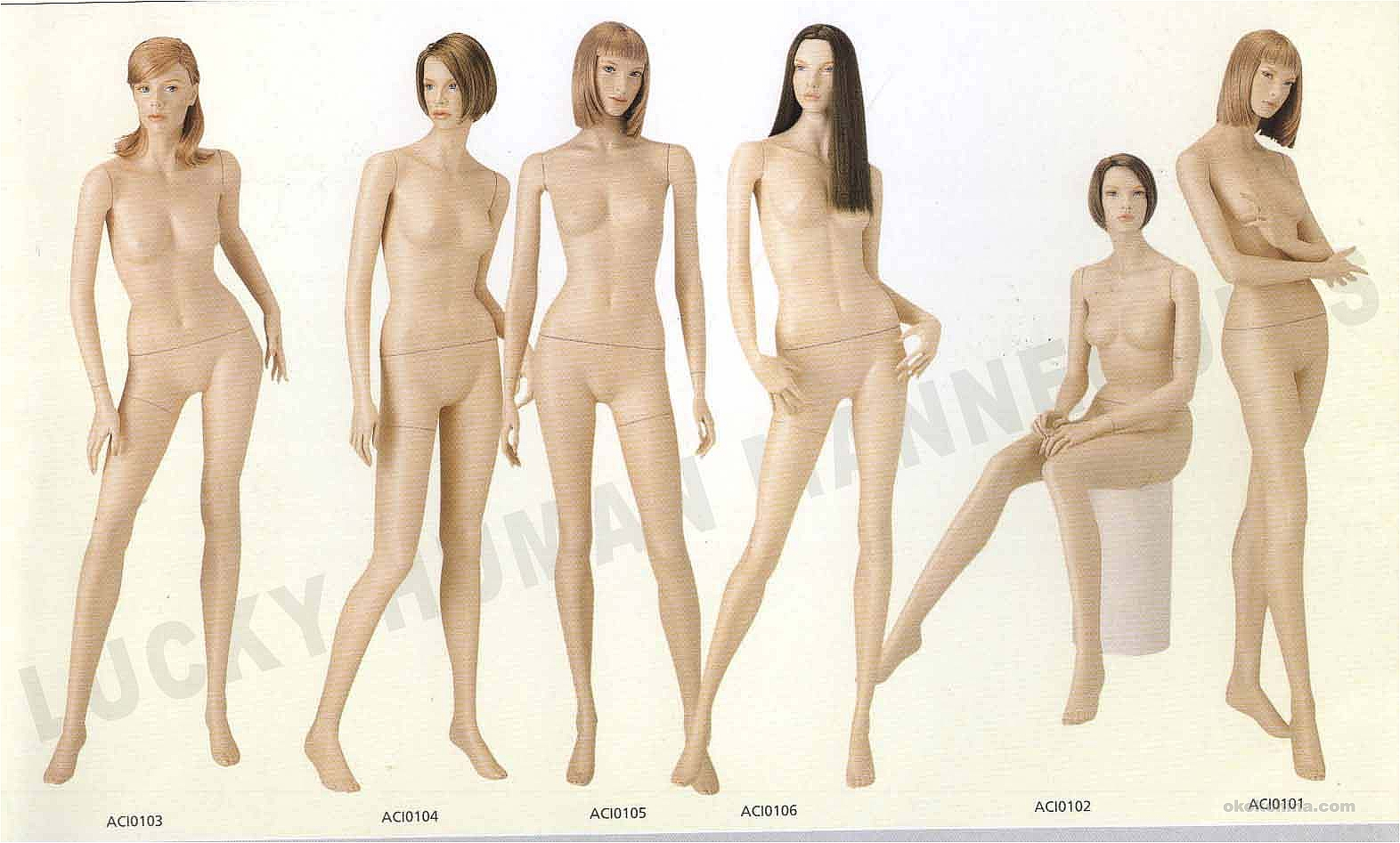 Female High Quality Mannequins899