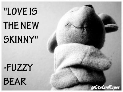 compassion hug yourself fuzzy bear 4