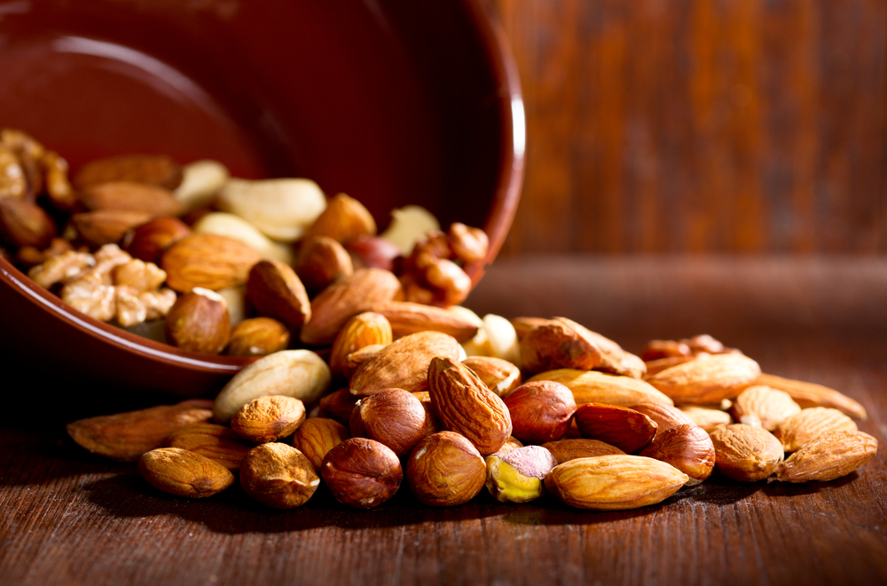Six Reasons I Don't Eat Nuts